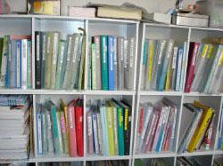 応接間&教材準備室  教材ファイル  教材は学年・教科・年度ごとにファイルします応接間&教材準備室  教材ファイル  教材は学年・教科・年度ごとにファイルします